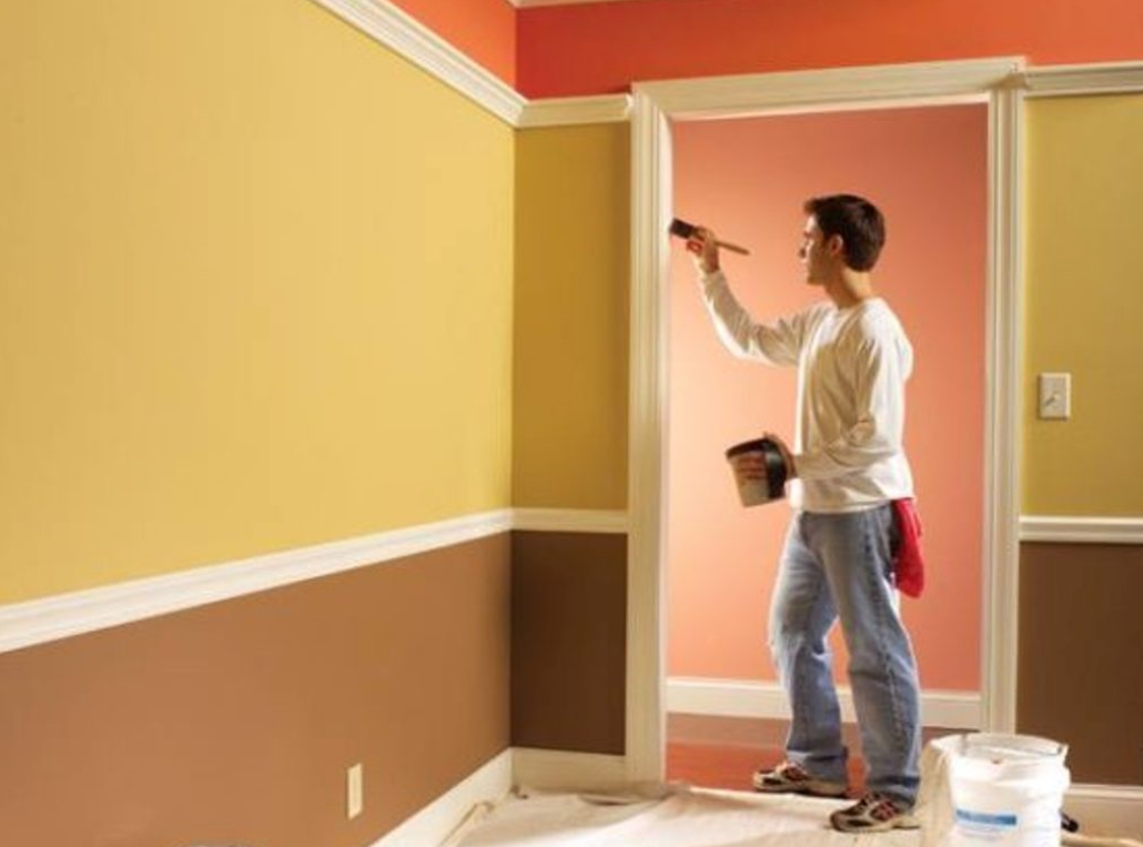 A guide to home painting