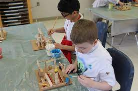 Importance of arts education for kids
