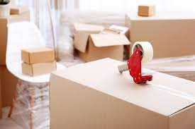 Packing and moving companies – services offered by them