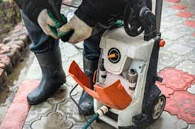 What to Do If a Pressure Washer Stops Working?